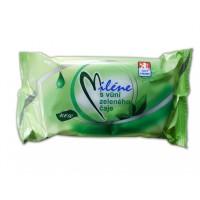 Miléne toaletní mýdlo Zelený čaj 100g