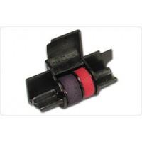 Barvící váleček IR 40 T pro kalkulačky červeno-černý