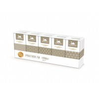 Papírové kapesníky Harmony Premium 4-vrstvé /10x9ks