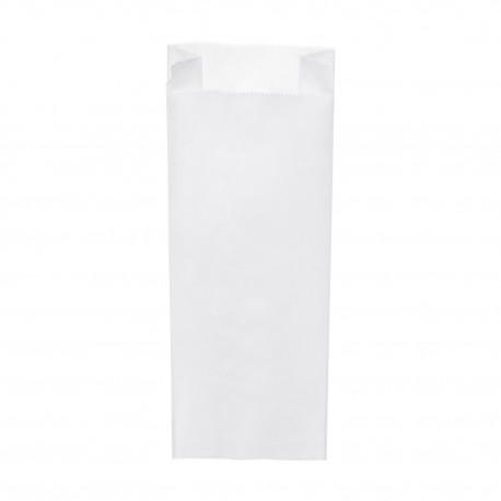 Svačinové papírové sáčky bílé 3kg/1000ks 71030