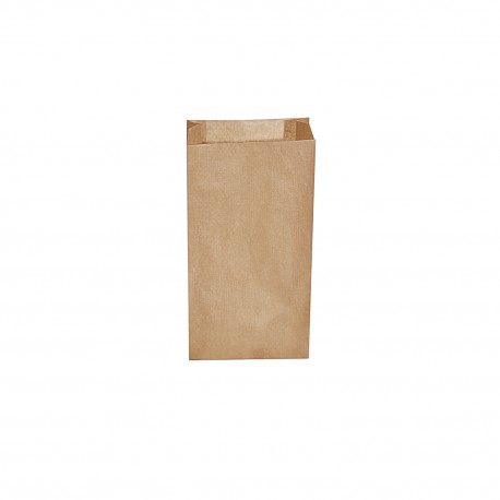 Svačinové papírové sáčky hnědé 1kg /500ks 70910