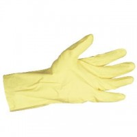 """Rukavice gumové žluté Ansell """"XL"""""""