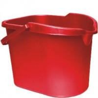 Kbelík 15 litrů oválný