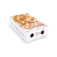 Pizza krabice Calzone 28x17x7,5cm/100ks 71916