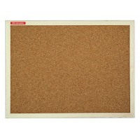 Korková tabule MemoBe Economy 90x60cm