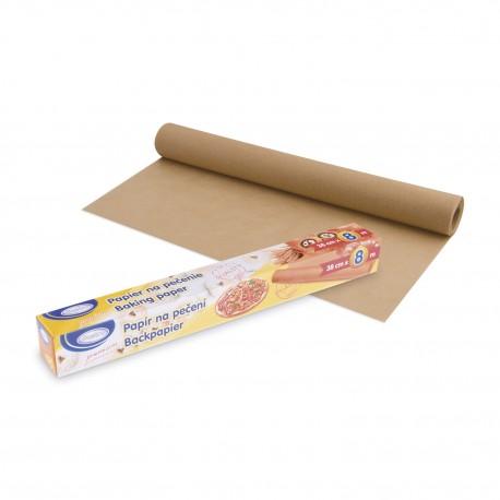 Papír na pečení v boxu 38cm 8m 69308
