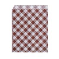 Papírové sáčky Karo 14x19cm/500ks 71542