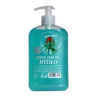 Tekuté mýdlo s dávkovačem  Aloe Vera 500ml