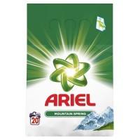 Ariel prášek Mountain Spring 1,5kg/20 dávek