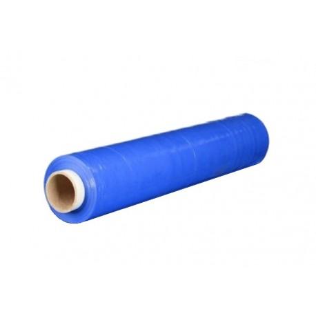 Modrá průtažná fólie 23my 50cm 177m/2,4kg