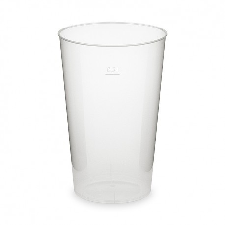 Kelímek vratný PP 0,5 litru/30ks 20050