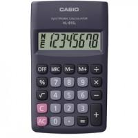 Kalkulačka Casio kapesní HL-815L-BK