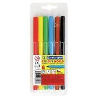 Popisovač 7550 6 barev