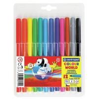 Popisovač 7550 12 barev