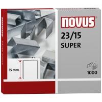 Drátky Novus 23/15 Super do sešívačky/1000ks