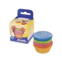 Cukrářské košíčky barevné 35x20mm 100ks 65536