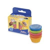 Cukrářské košíčky barevné 25x18mm 200ks 65526