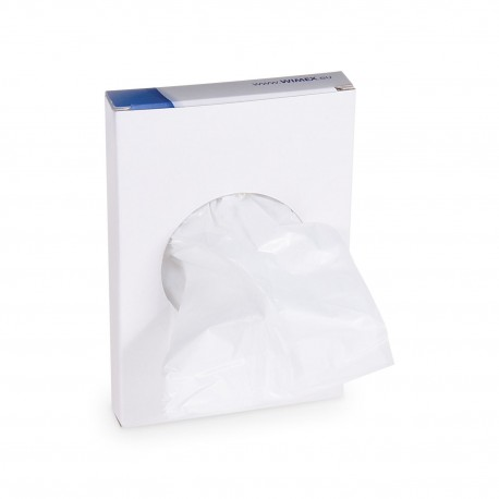 Hygienické mikrotenové sáčky 8+6x25cm/30ks 60683