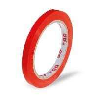 Lepicí páska 9mm 66m červená 67401