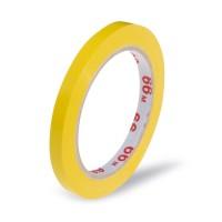 Lepicí páska 9mm 66m žlutá 67405