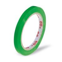 Lepicí páska 9mm 66m zelená 67406