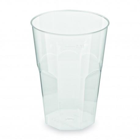 Kelímek vratný na koktejl PP 0,3 litru/30ks 20130