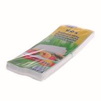 Svačinové papírové sáčky bílé 2kg/100ks 65620