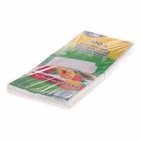 Svačinové papírové sáčky bílé 2,5kg/100ks 65625