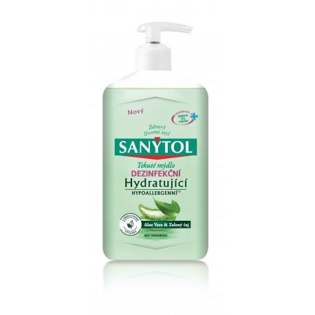 Sanytol dezinfekční tekuté mýdlo s dávkovačem 250ml
