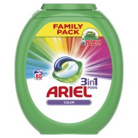 Ariel gelové kapsle Color 80ks
